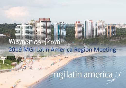 MGI World View of Manaus, Brazil, for 2019 MGI LATAM region meeting memories
