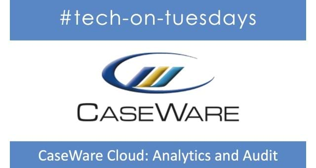 CaseWare Cloud: Analytics and Audit