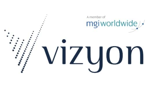 MGI World New member firm Vizyon logo