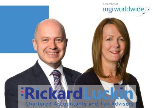 MGI World Profile pictures of the new Managing Director & Chairman at Rickard Luckin
