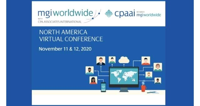 MGI-CPAAI North America Virtual Conference 2020