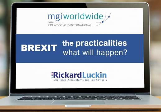 MGI World Open laptop background for Global VAT webinar on Brexit: The Practicalities