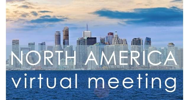 North America Virtual Conference