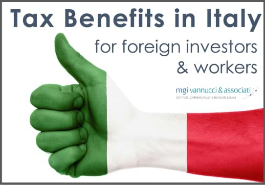 MGI World Tax Benefits Italy 518X362