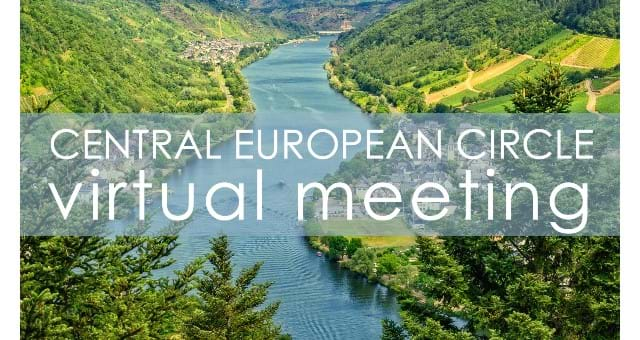 Central European Circle Virtual Meeting