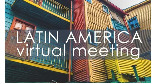 Latin America Region Virtual Meeting