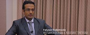 MGI World MGI Worldwide MENA Area news item, Middle East and North Africa IC Member Faiyaaz Rajkotwala image