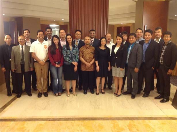 2014 Asia Area Meeting