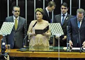 MGI World MGI Worldwide Latina America Area news item, Brazilian president Dilma Rousseff image