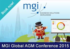 MGI World MGI Worldwide Global AGM Conference London 2015, final chance to book slide