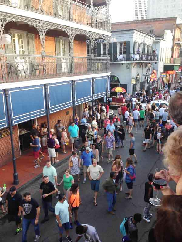MGI World MGI Worldwide North America Area Meeting 2015, New Orleans, Bourbon Street image