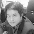 MGI World Thanadee Hongratana Uthai from MGI Worldwide member firm Nathee Audit Office Co. Limited, Bangkok, black and white profile photo