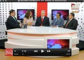 MGI World MGI Central America Circle meeting gets TV coverage