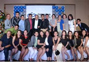 MGI World MGI Worldwide accounting firm member Gatmaitan & Associates celebrate 25th anniversary