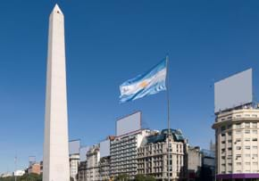 MGI World MGI Worldwide Latin America Area news item, Buenos Aires Argentina Obelisk image